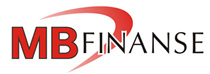 MB Finance logo